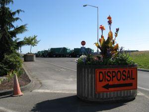 The prettiest disposal site in America