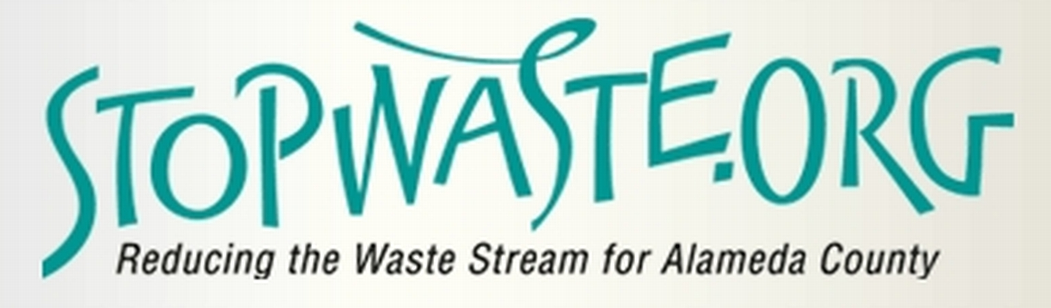 Go to www.stopwaste.org to see what they're doing!