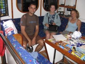 Marcus Ericksen and Anna Cummins from www.5gyres.org