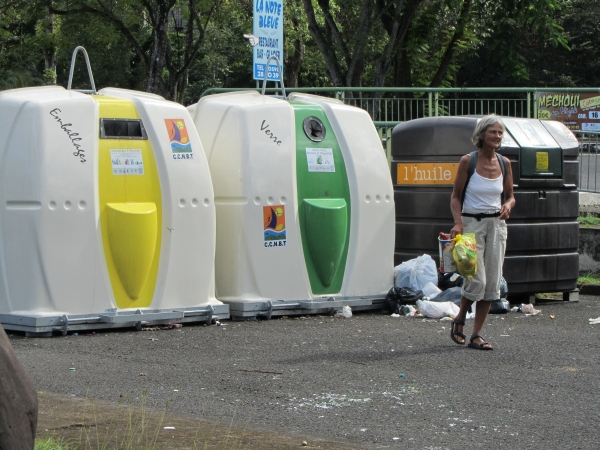 Recyclables of the Caribbean - Guadeloupe