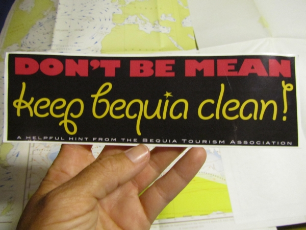 Keep Bequia Clean